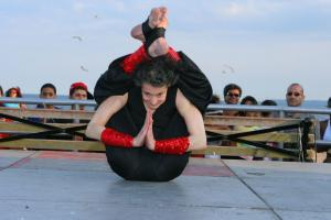 Amazing Amy: Eccentric CONTORTION Entertainer