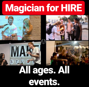 Magician for Hire