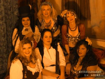 Belly Dance & Performing Arts