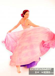 Professional Belly Dancer for All Ages and Events